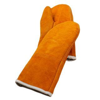 Ofen-Handschuh aus Leder
