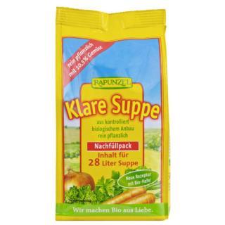 Klare Suppe Nachfüllpackung