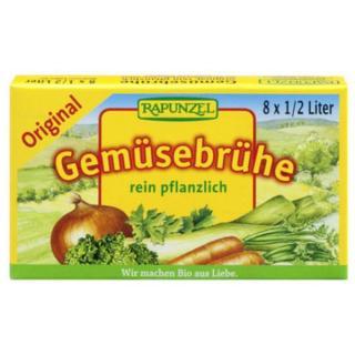 Gemüse-Brühwürfel Original