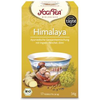 Yogi Tee Himalaya 17 Btl