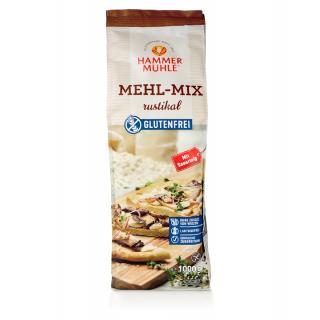 Mehl-Mix rustikal glutenfrei