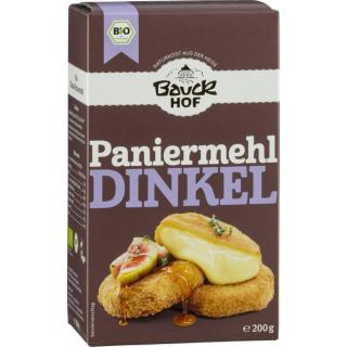 Bio Dinkel Paniermehl (Semmelbrösel)