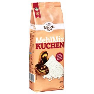 Mehl-Mix Kuchen glutenfrei