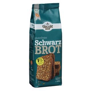 Schwarzbrot glutenfrei  500 g