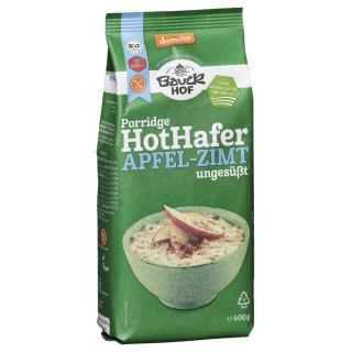 Hot Hafer Apfel-Zimt Demeter 400 g