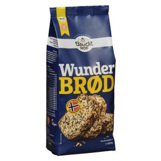 Brotbackmischung Wunderbrot glutenfrei
