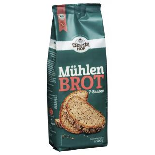 Mühlenbrot glutenfrei 500 g