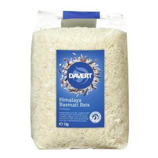 Himalaya Basmati Reis, weiß