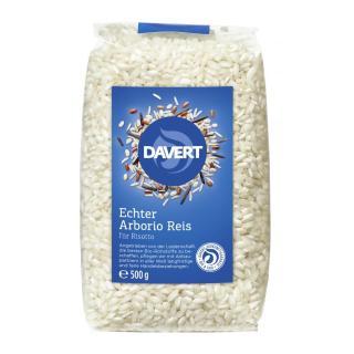 Weißer Reis Arborio