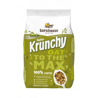 Krunchy Hafer Oat to the Max
