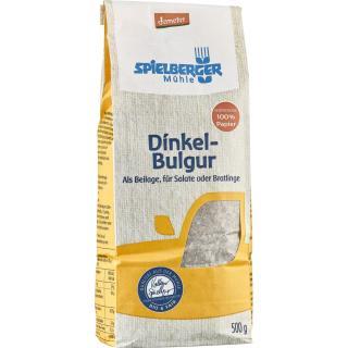 Dinkel-Bulgur