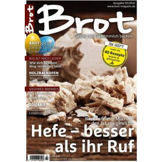 Brot Magazin - Backen mit Hefewasser