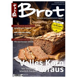 "Brot Magazin ""Kulinarische Krusten"" 06/2021"