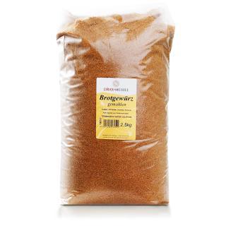 Brotgewürz gemahlen 2,5kg