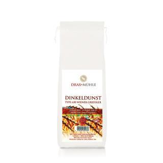 Dinkelmehl Dunst Wiener Griessler * 1kg