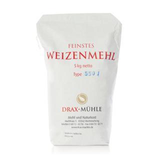 Weizenmehl Type 550 * 5 kg