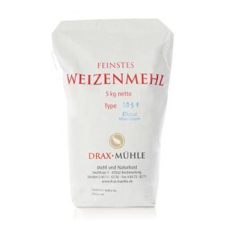 Weizenmehl Dunst Wiener Griessler * 5 kg