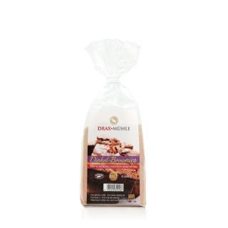 Bio Dinkel Brownies Schokoschnitten Backmischung * 350 g