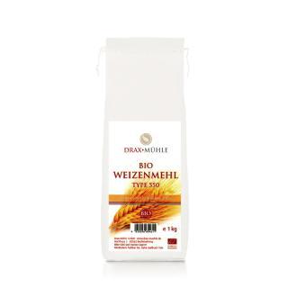 Bio Weizenmehl Type 550 * 1 kg