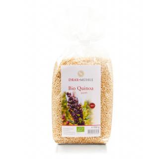 Bio Quinoa gepufft