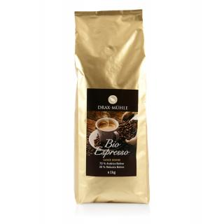 Bio Espresso ganze Bohne 1kg