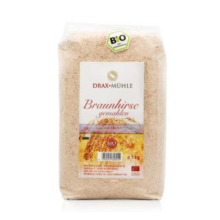 Bio Braunhirse gemahlen 1kg