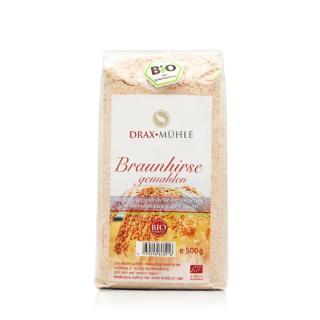 Bio Braunhirse gemahlen * 500 g