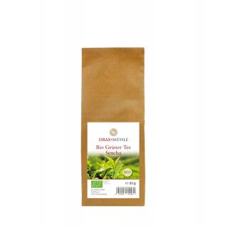 Bio Sencha - Grüner Tee 80 g