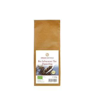 Bio Darjeeling - Schwarzer Tee 80 g
