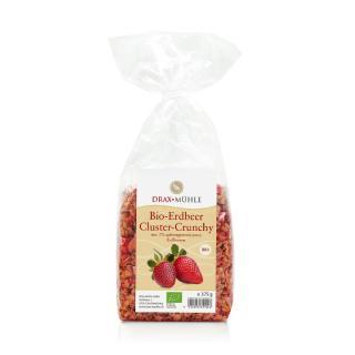 Bio Erdbeer Cluster Crunchy