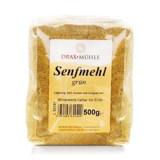 Senfmehl grün * 500 g