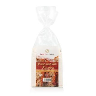 Bio Dinkel Stracciatella Kuchen Backmischung * 590 g