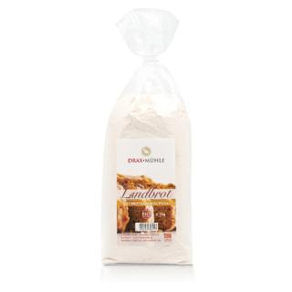 Bio Landbrot Brotbackmischung * 1 kg