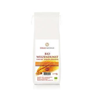 Bio Weizendunst Wiener Griessler Type 405 * 1 kg