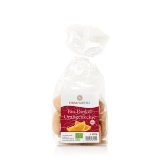 Bio Dinkel Orangen Keks
