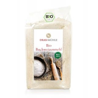 Bio Buchweizenmehl fein 1 kg