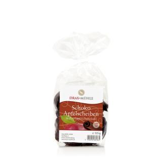Schoko-Zartbitter Äpfel