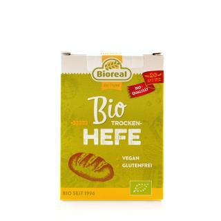 Bio Trockenhefe 5x9g (Bioreal)