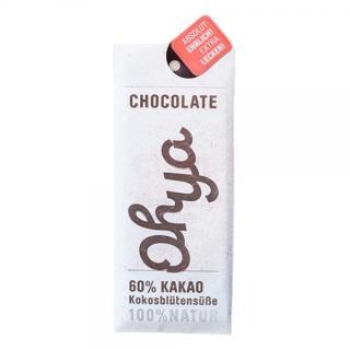 Pur Ohya Schokolade 60% Kakao 70 g