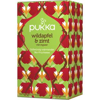 PUKKA Tea Wildapfel & Zimt