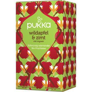 PUKKA Tea Wildapfel & Zimt