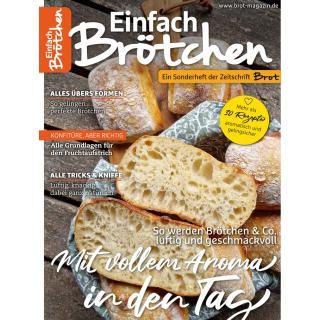 """Brot Magazin 1/20 """"Sauerteig Schule"""""""