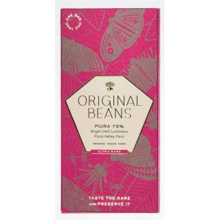Org. Beans - Piura Porcelana 75% Schokolade   70 g