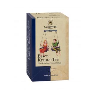 Basen Kräuter Tee Beutel