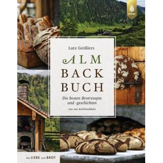 Almbackbuch - Lutz Geißler (Vorbestellung - Erscheinungstermin ca. 17.09.2020)